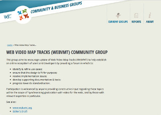 W3C Community Group